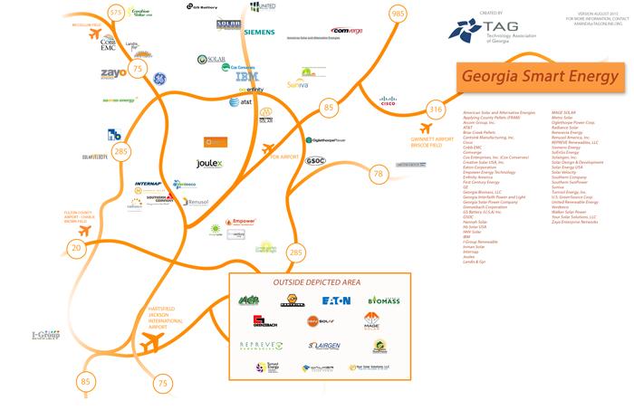 Smart-Energy-map